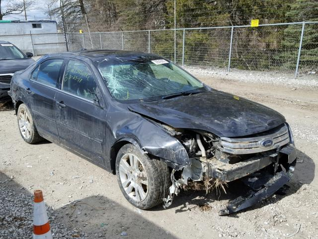 2007 FORD FUSION SEL For Sale | OH - CLEVELAND EAST - Salvage Cars