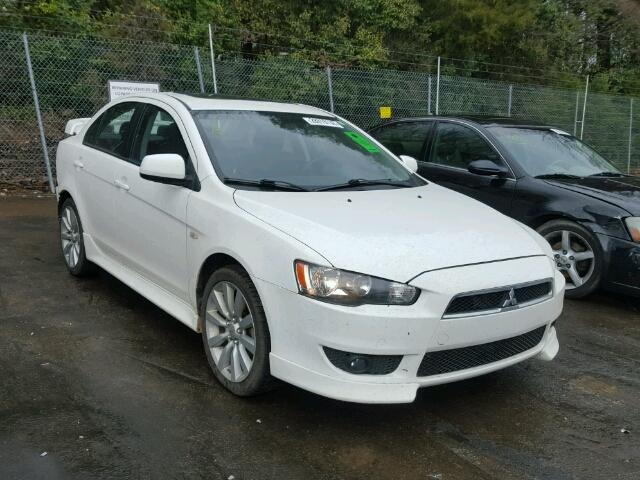 Perfect 2011 MITSUBISHI LANCER GTS 2.4L