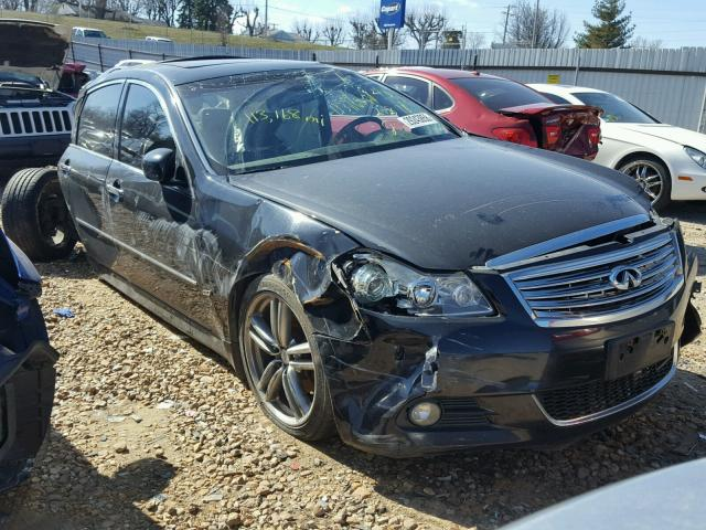 Auto Auction Ended On Vin Jnkbyd1f08m551200 2008 Infiniti M45 In Mo