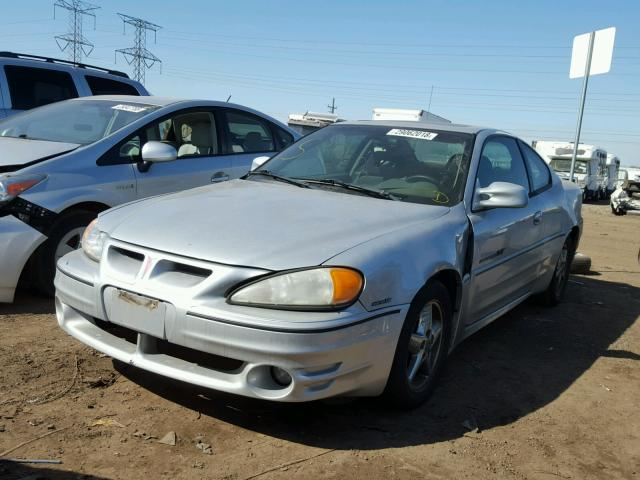2002 PONTIAC GRAND AM G 3.4L