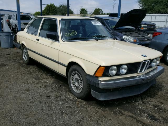 1983 BMW 320 I 1.8L