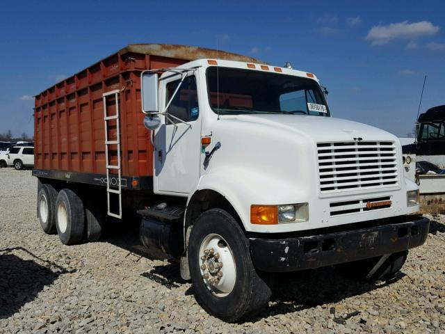 1991 INTERNATIONAL 8000 8100 10.0L