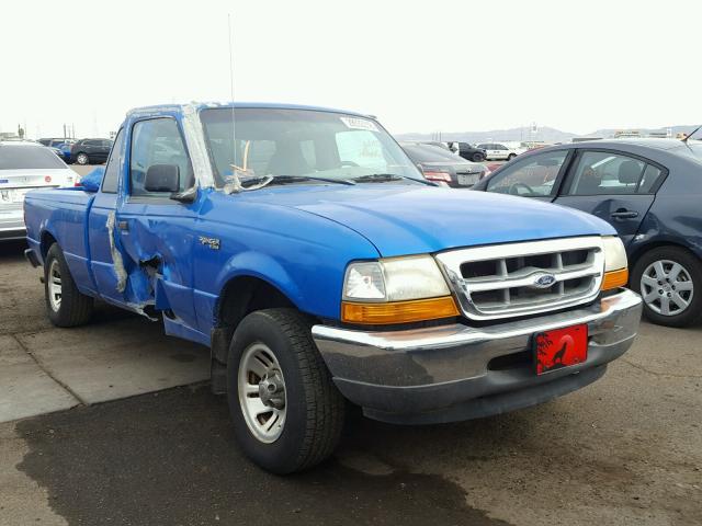 1999 Ford Ranger Sup 4