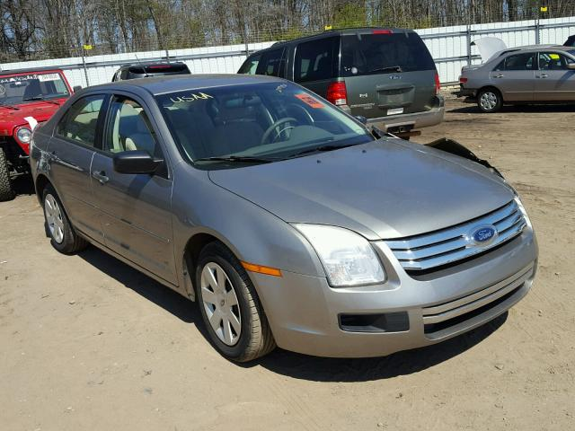 2008 Ford Fusion S 2 3l