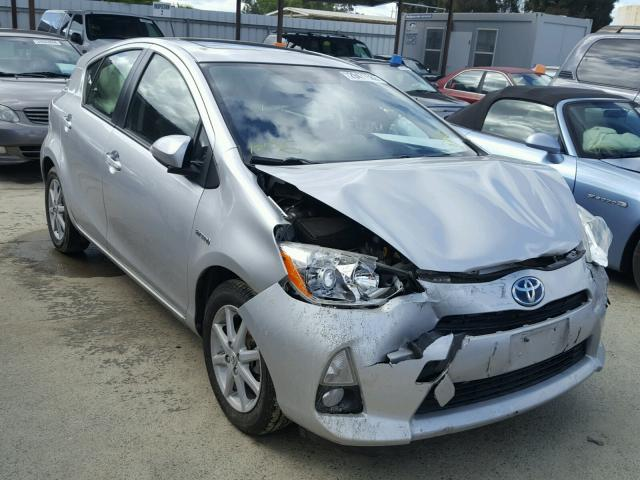 2013 TOYOTA PRIUS C For Sale | CA - MARTINEZ | Wed  May 30