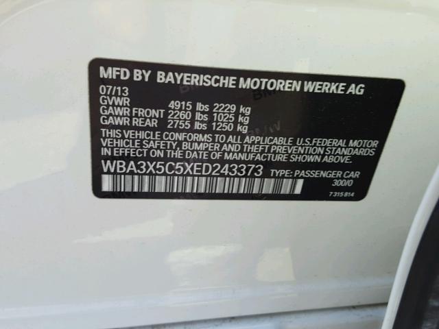 WBA3X5C5XED243373
