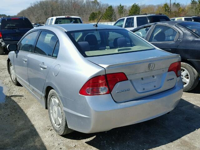 2006 HONDA CIVIC HYBR 1.3L