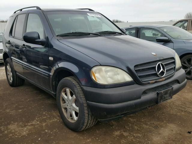 2000 MERCEDES-BENZ ML 430 4.3L