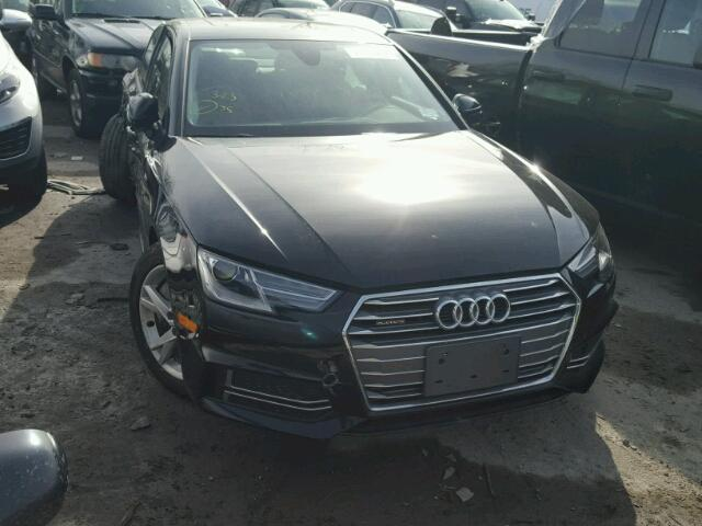2018 Audi A4 Premium For Sale Ny Newburgh Salvage Cars