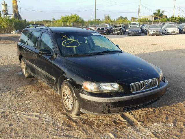 Auto Auction Ended on VIN: YV1SW61T642426587 2004 Volvo V70