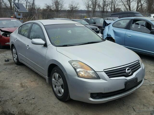 1N4AL21E78C274555 | 2008 SILVER NISSAN ALTIMA 2.5 on Sale in NY ...