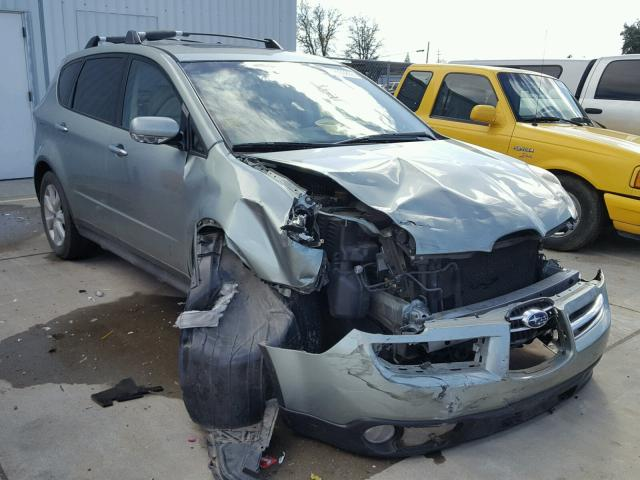 4s4wx86c464413445 2006 Green Subaru B9 Tribeca On Sale In Ca So