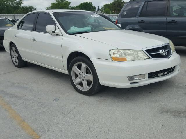 ACURA TL TYPES For Sale FL PUNTA GORDA Salvage Cars - 2003 acura tl type s for sale