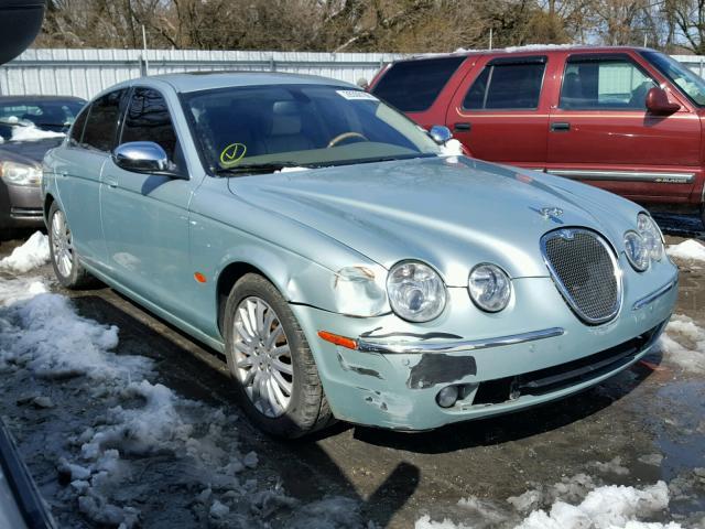 Auto Auction Ended on VIN: SAJWA01B66HN72838 2006 JAGUAR S-TYPE 4.2 ...