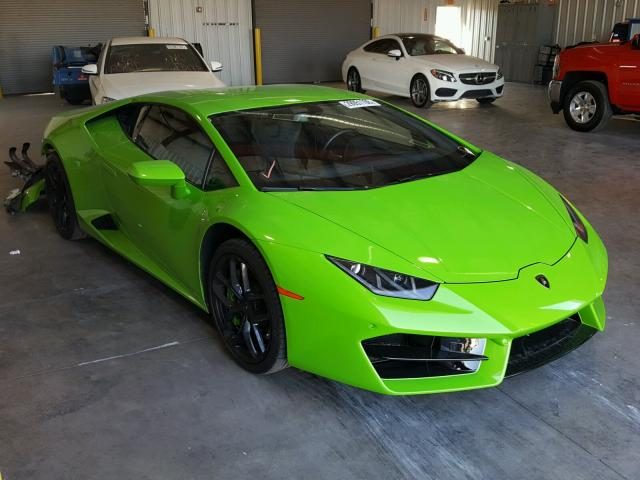 Auto Auction Ended On Vin Zhwuc2zf4hla06819 2017 Lamborghini