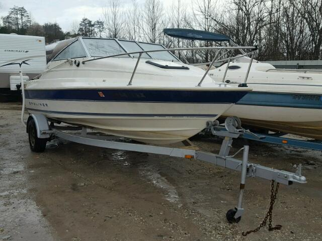 Bayliner salvage cars for sale: 1994 Bayliner Boat