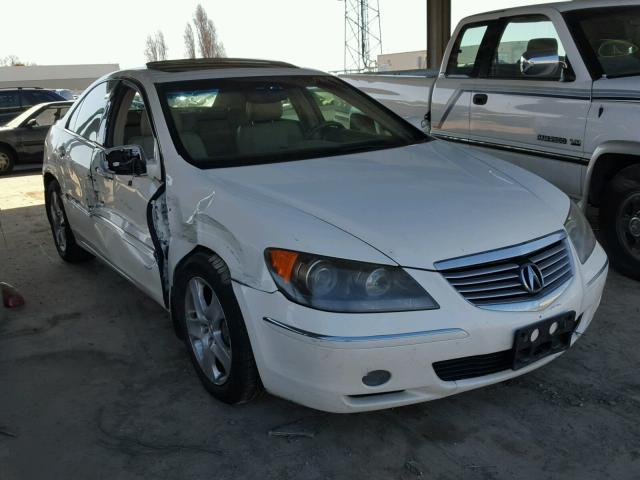 Auto Auction Ended On VIN JHKBC ACURA RL In CA - 98 acura rl for sale