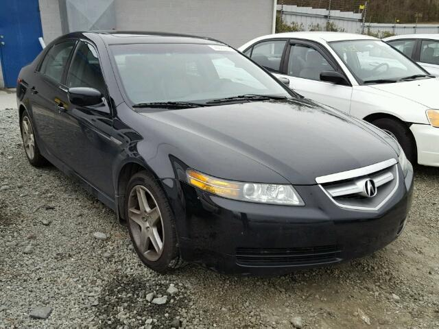 ACURA TL For Sale NC MEBANE Salvage Cars Copart USA - 04 acura tl for sale