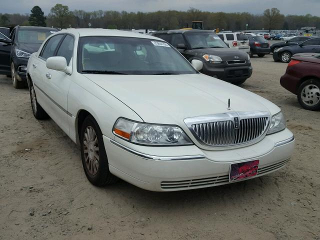 Auto Auction Ended On Vin 1lnhm81w93y706362 2003 Lincoln Town Car E