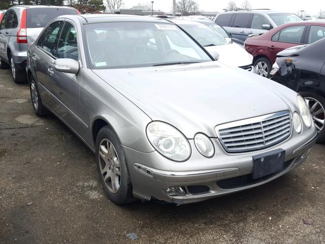 2004 MERCEDES-BENZ E 320 3.2L