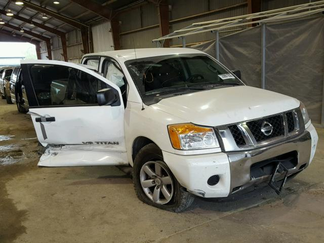 586f28762be 2013 NISSAN TITAN S For Sale