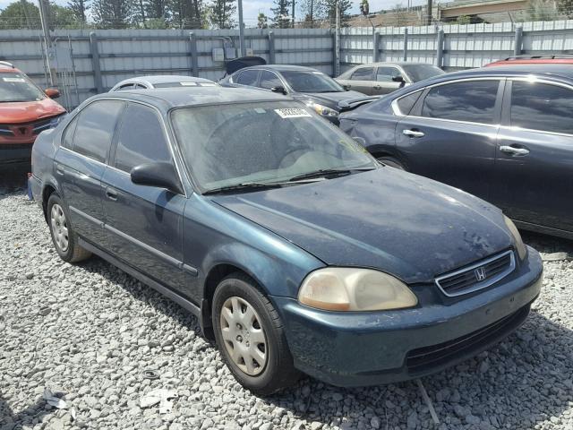 1996 Honda Civic Lx 1.6L