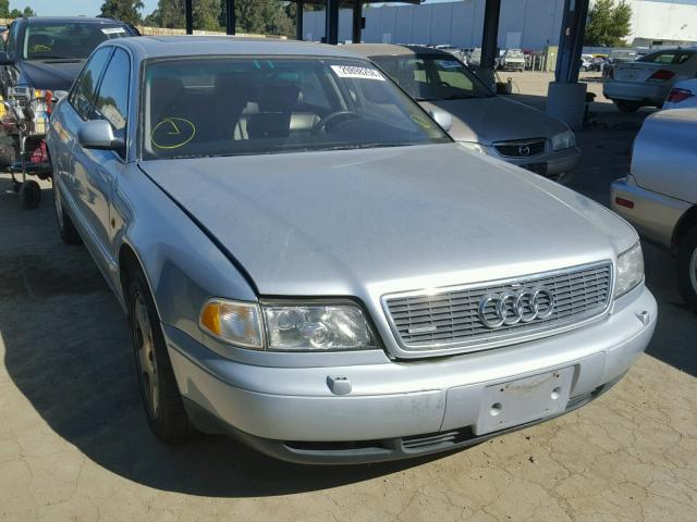 Auto Auction Ended On Vin Waubg34d8wn007600 1998 Audi A8 Quattro In