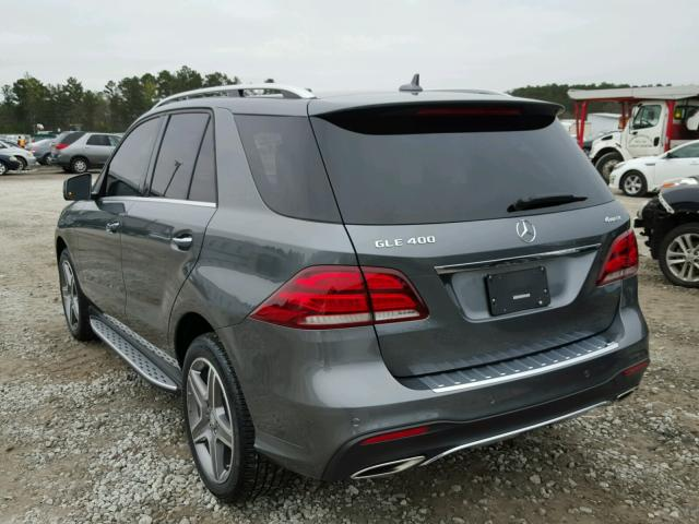 2017 Mercedes Benz Gle 400 4matic Photos Salvage Car Auction