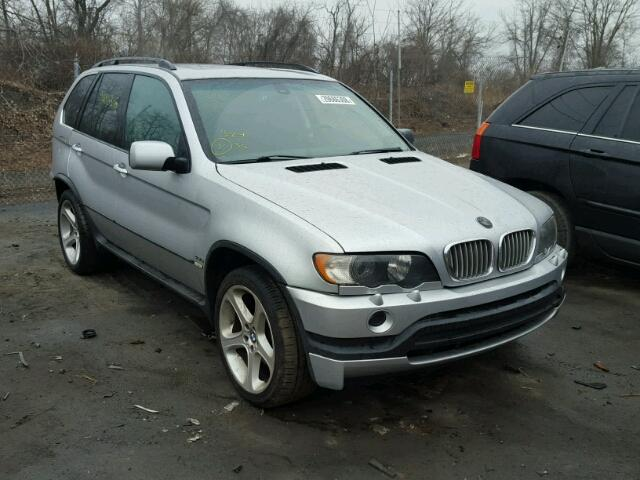 Auto Auction Ended On Vin 5uxfb33562lh30530 2002 Bmw X5 4 4i In Ny Newburgh