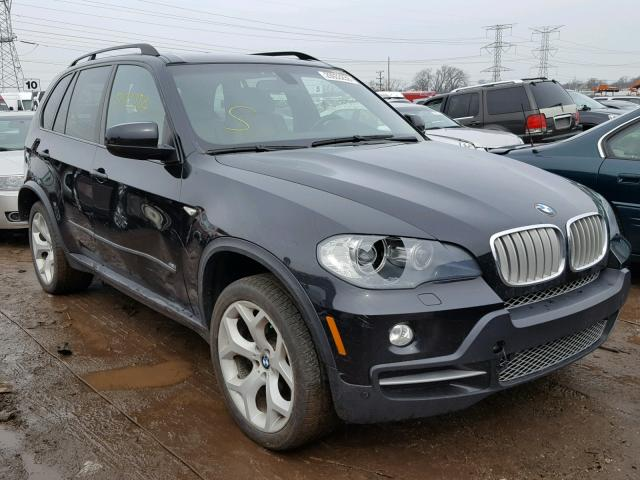 Auto Auction Ended on VIN: 5UXFE83527LZ40227 2007 BMW X5 4.8I in IL ...