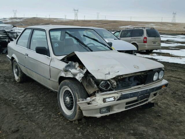 1989 BMW 325 I AUTO 2.5L