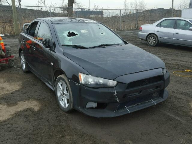 2008 mitsubishi lancer gts for sale qc montreal salvage cars rh copart com 2008 mitsubishi lancer gts owners manual 2008 Mitsubishi Lancer GTS Slammed