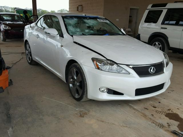 2010 LEXUS IS 250 2.5L