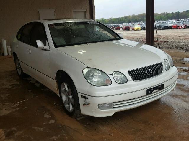 2001 LEXUS GS 430 4.3L