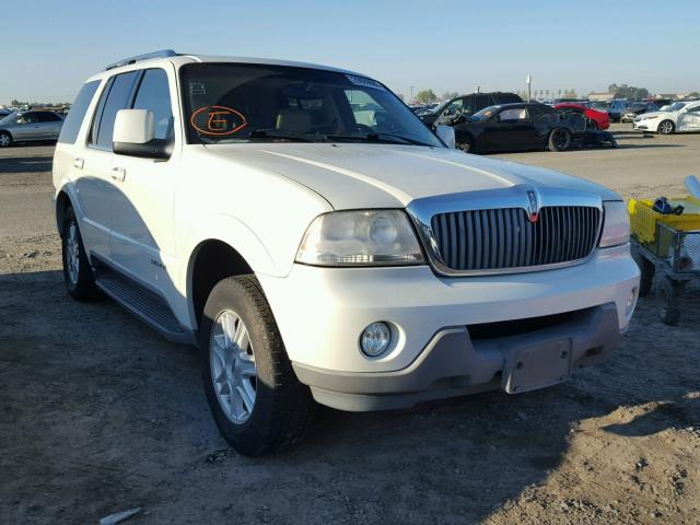 Auto Auction Ended On Vin 5lmeu68h94zj42977 2004 Lincoln Aviator In