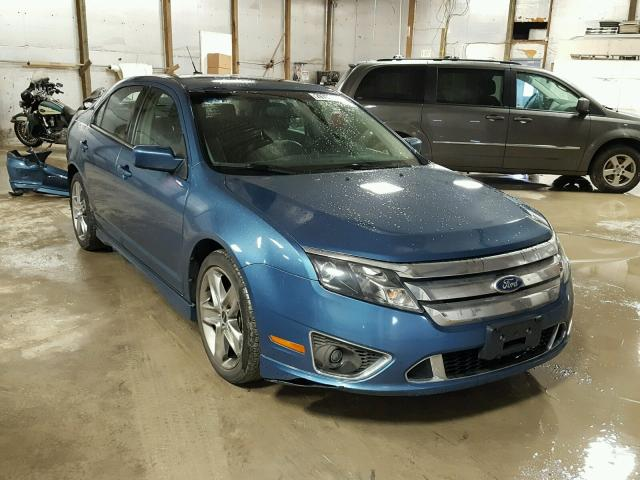 2010 ford fusion sport for sale in fort wayne. Black Bedroom Furniture Sets. Home Design Ideas