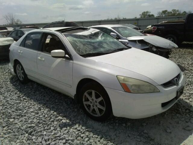 1HGCM66514A079915   2004 HONDA ACCORD EX 3.0L Left View