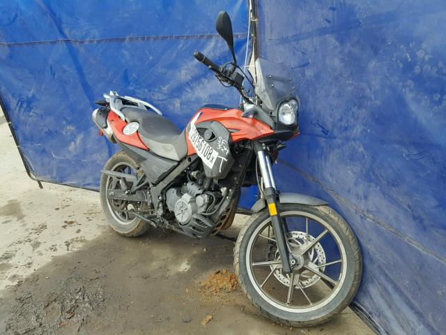 Salvage 2012 BMW G650 GS for sale