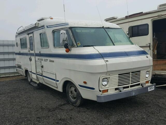 1974 Expl Motorhome For Sale Oh Cleveland West