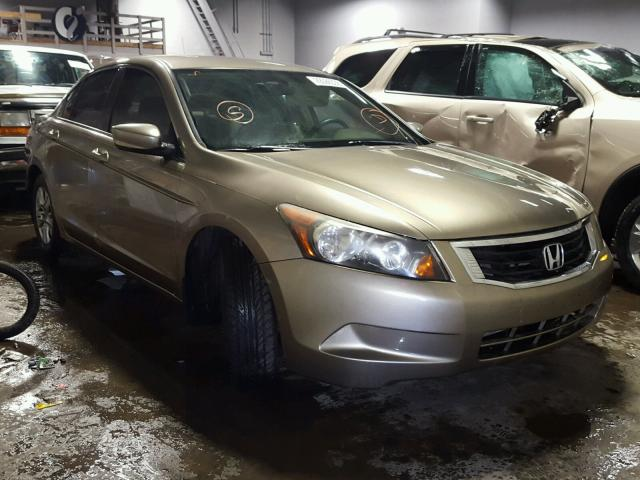 2008 HONDA ACCORD LXP 2.4L