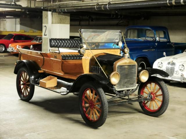 Auto Auction Ended On Vin 7932836 1920 Ford Model T In Ca So