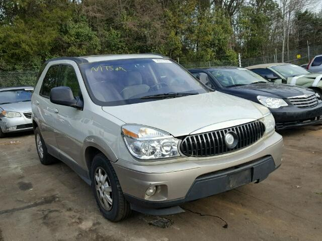 Salvage 2004 Buick RENDEZVOUS for sale