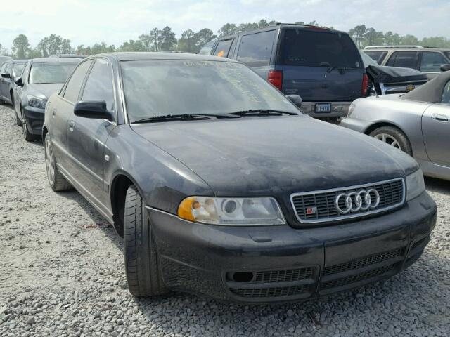Auto Auction Ended On VIN WAUDDDYA AUDI S QUA In - 2000 audi s4