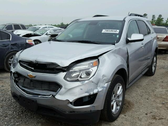 2016 CHEVROLET EQUINOX LT s Salvage Car Auction Copart USA
