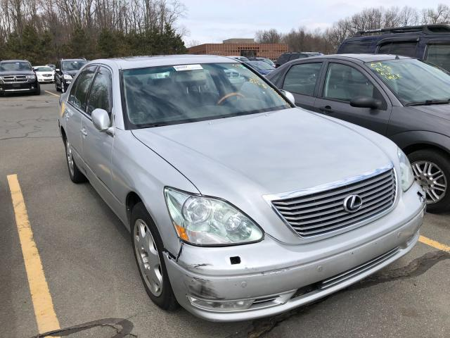 Auto Auction Ended on VIN: JTHBN36FX40172032 2004 LEXUS LS 430 in CT ...