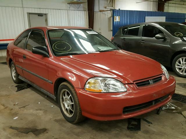 1996 HONDA CIVIC HX 1.6L