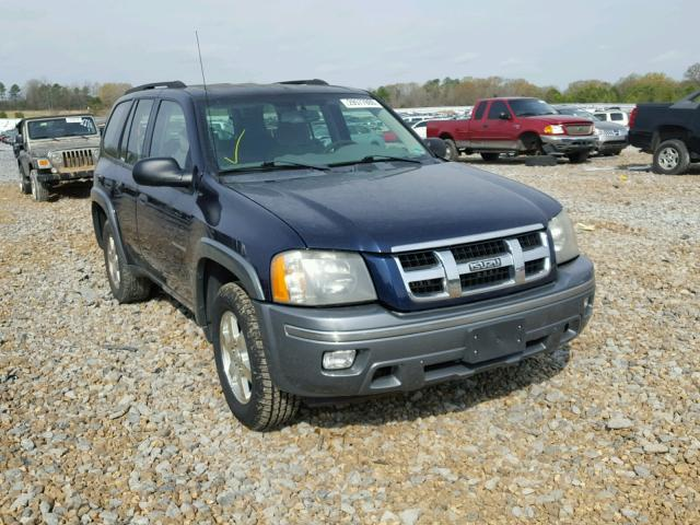 Auto Auction Ended On Vin 4nuds13s872702553 2007 Isuzu Ascender S