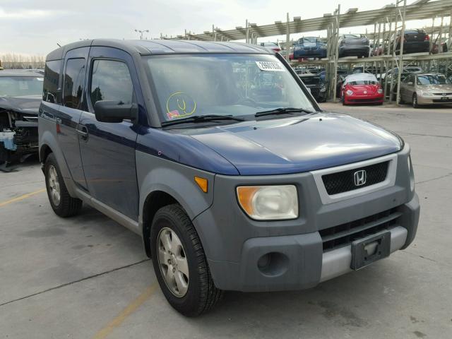 Auto Auction Ended On Vin 5j6yh28273l008834 2003 Honda Element Dx