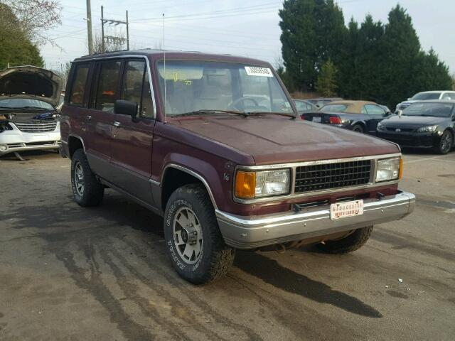 Auto Auction Ended on VIN: JACCH58R5K8924734 1989