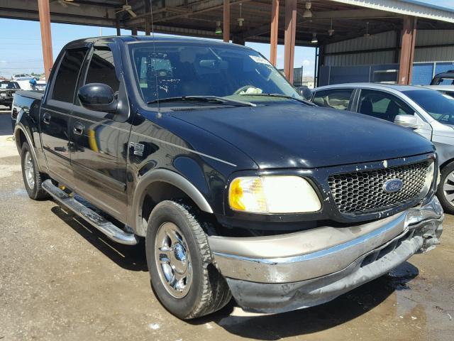 1ftrw07673kd70130 2003 Black Ford F150 Super On Sale In Fl Tampa